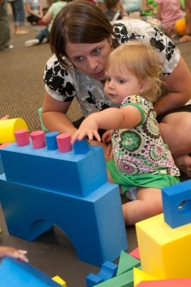 Parents as Teachers builds parenting skills